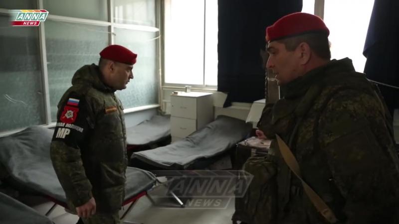 Russian military police chechen terrorist in Aleppo