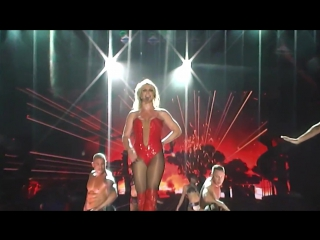 Britney Spears - Stronger + (You Drive Me) Crazy (Live In Tel Aviv 2017)