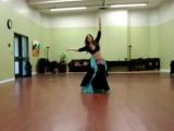 Patrick Swayze Bellydance Tribute - Cassandra Fox - 'She's Like The Wind' 5948