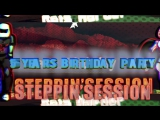 STEPPIN'SESSION GETS HARDER - 15 Years Birthday Party @ YotaSpace 03.11.2016 (видео-анонс)
