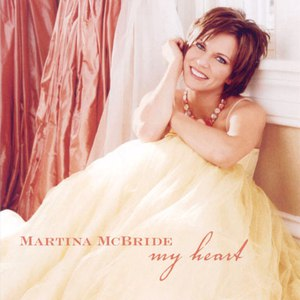 Martina McBride альбом My Heart