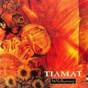 Альбом Tiamat Wildhoney ( Re-issue + Bonus )