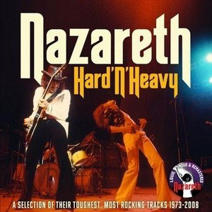 Nazareth альбом Hard 'N' Heavy