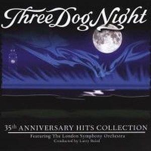 Three Dog Night альбом 35th Anniversary Hits Collection