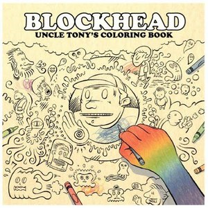 Blockhead альбом Uncle Tony's Coloring Book