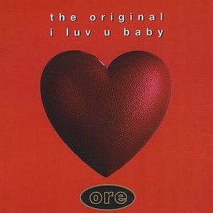 The Original альбом I Luv U Baby