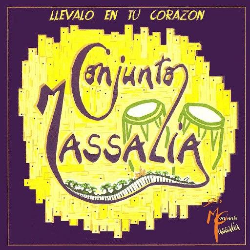 Conjunto Massalia альбом Llevalo en Tu Corazon