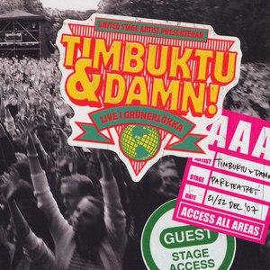 Timbuktu альбом Live i Grünerlökka