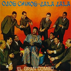 El Gran Combo de Puerto Rico альбом Ojos Chinos - Jala Jala