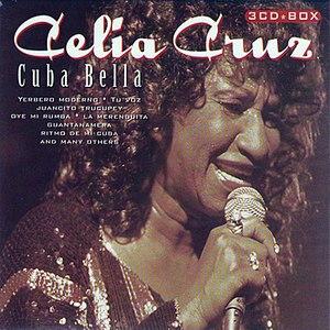 Celia Cruz альбом Cuba Bella