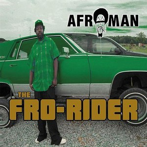 Afroman альбом The Frorider