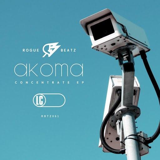Альбом Akoma Concentrate EP
