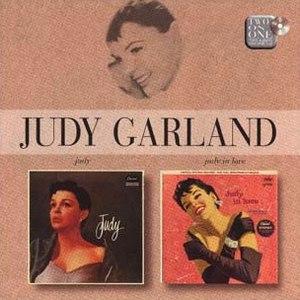 Judy Garland альбом Judy / Judy In Love