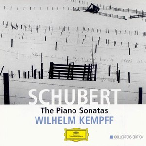 Wilhelm Kempff альбом Schubert: The Piano Sonatas