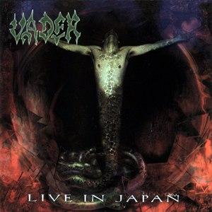 Vader альбом Live in Japan