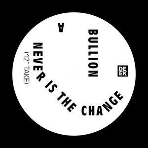 BULLION альбом Never Is the Change