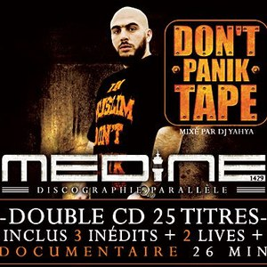 Medine альбом Don't Panik Tape