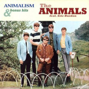 Альбом The Animals Animalism & Bonus Hits