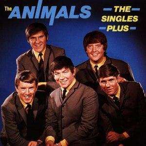 Альбом The Animals The Singles Plus