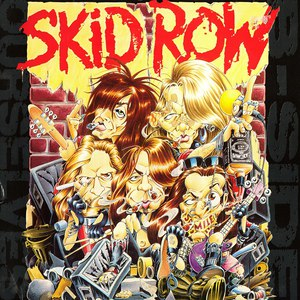 Skid Row альбом B-Side Ourselves