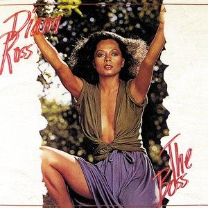 Diana Ross альбом The Boss