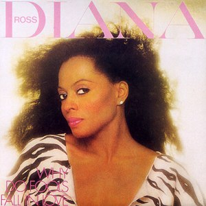 Diana Ross альбом Why Do Fools Fall in Love