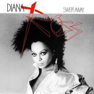 Diana Ross альбом Swept Away