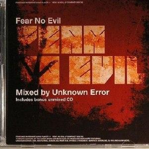 Unknown Error альбом Fear No Evil