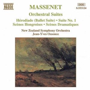 Jules Massenet альбом Massenet: Orchestral Suites Nos. 1- 3 / Herodiade