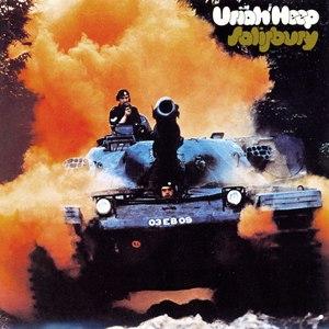 Uriah Heep альбом Salisbury