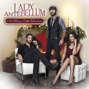 Lady Antebellum альбом A Merry Little Christmas