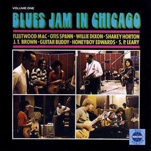 Fleetwood Mac альбом Blues Jam In Chicago - Volume 1