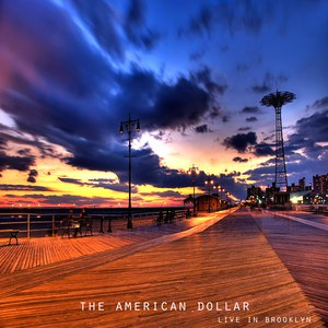 The American Dollar альбом Live In Brooklyn