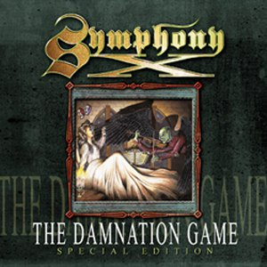 Symphony X альбом The Damnation Game (Special Edition)