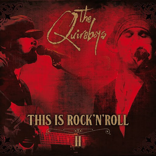 THE QUIREBOYS альбом This Is Rock 'n' Roll, Vol. 2