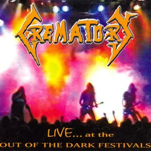 Crematory альбом Live... At The Out Of The Dark Festivals