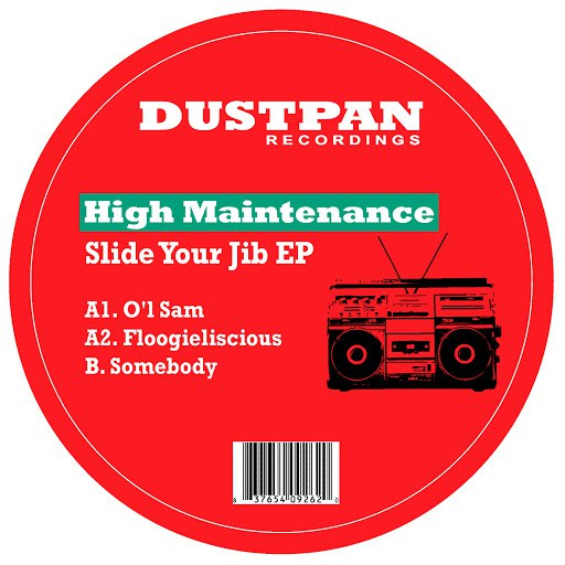 High Maintenance альбом Slide Your Jip EP