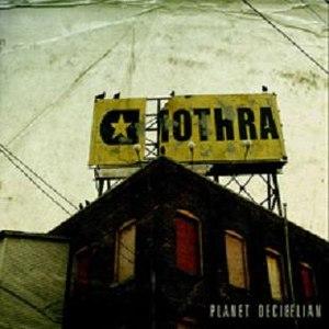 Mothra альбом Planet Decibelian
