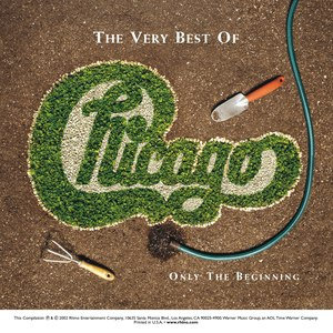 Альбом Chicago The Very Best Of: Only The Beginning