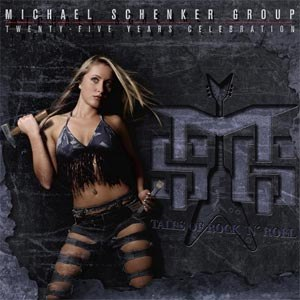 Michael Schenker Group альбом Tales Of Rock 'n' Roll