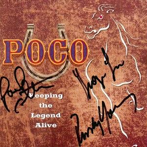 Poco альбом Keeping the Legend Alive