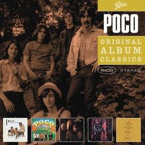 Poco альбом Original Album Classics