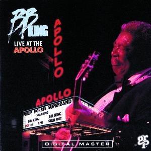 B.B. King альбом Live At The Apollo