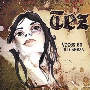 TEZ альбом Voces En Mi Cabeza