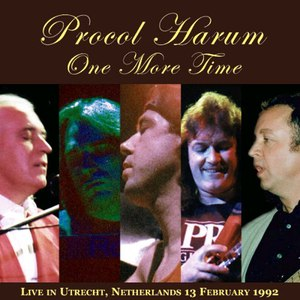 Procol Harum альбом One More Time (Live In Utrecht)