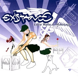 Existance альбом Love Hate n' Marriage