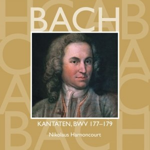 Nikolaus Harnoncourt альбом Bach, JS : Sacred Cantatas BWV Nos 177 - 179