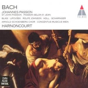 Nikolaus Harnoncourt альбом Bach, JS : St John Passion [1993]
