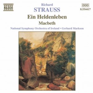 Richard Strauss альбом STRAUSS, R.: Heldenleben (Ein) / Macbeth