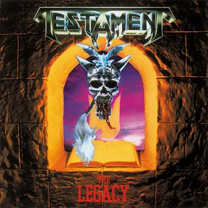 Testament альбом The Legacy
